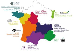 Moins d'une dizaine d'associations en France mènent des actions d'accompagnement des festivals et manifestations pour les aider à réduire leur impact écologique. (Capture d'écran)