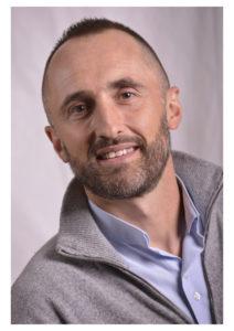 """Stéphane Sauvé, qui porte le projet de """"Maison de la diversité"""" pour seniors LGBTI, a été directeur de deux EHPAD dans la région parisienne, et avait auparavant travaillé de longues années chez Bouygues Telecom. (Document remis)"""