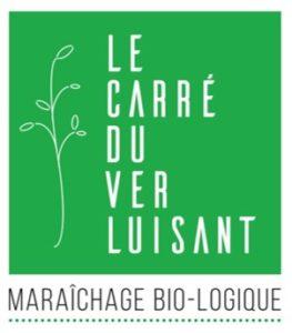 Le Carré du Ver Luisant - Logo